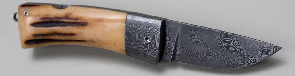 Manfred Rieger, Handgemachte Messer